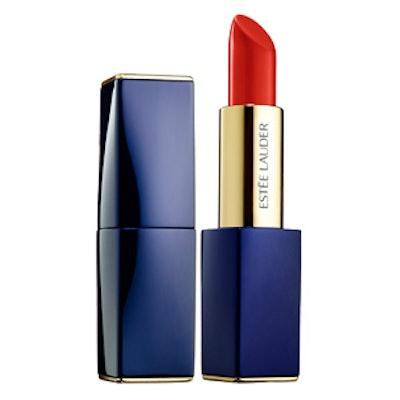 Pure Color Matte Sculpting Lipstick in Volatile