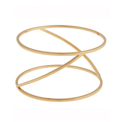 Eloise 12K Gold Bangle