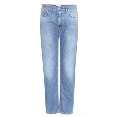 Boy Straight-Leg Jeans