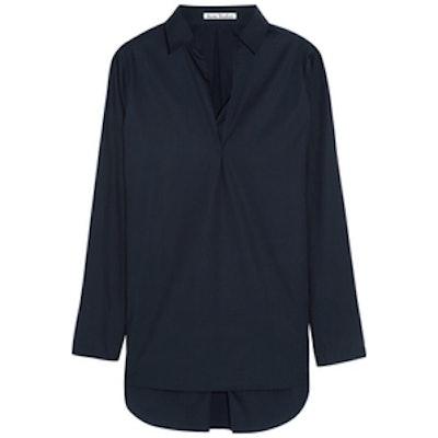 Lain Cotton-Poplin Shirt