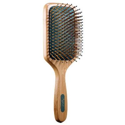 Agave Healing Oil Natural Bamboo Paddle Brus