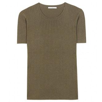 Ireland Knitted Wool-Blend Top