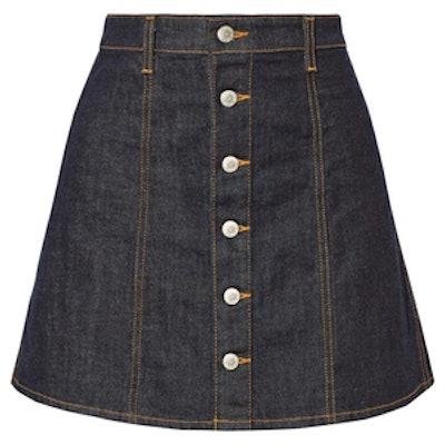 Kety Denim Mini Skirt