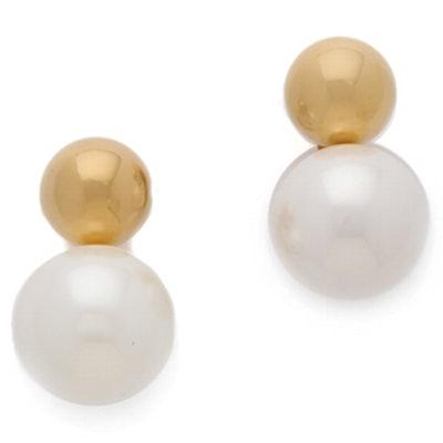 Ashen Stud Earrings