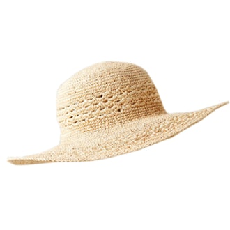 Tessuto Wide-Weave Sun Hat