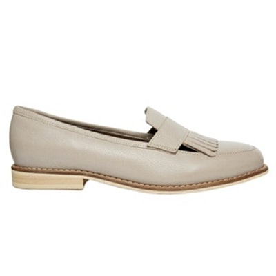 Mascot Leather Loafers