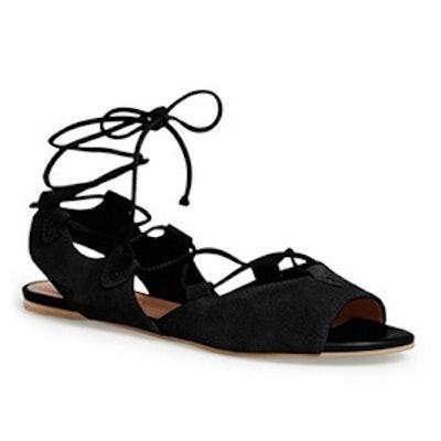 Olivia Lace-Up Sandal