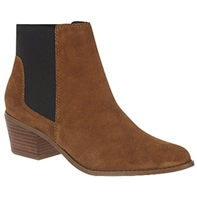 Spider Suede Ankle Boots