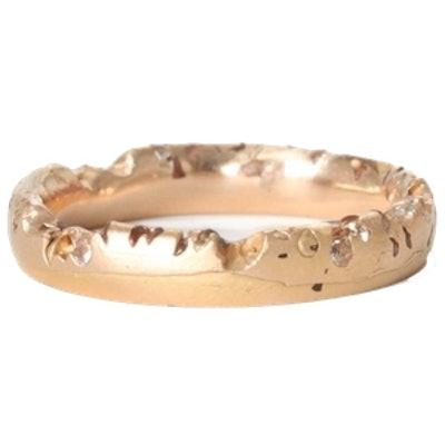 Constellation Ring Rose Gold