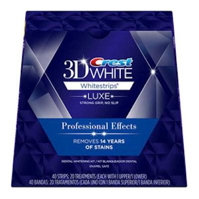 3D White Luxe Whitestrips
