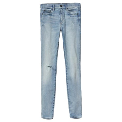 1969 Destructed Resolution True Skinny Jeans