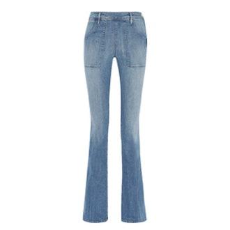 Le Flare de Francoise High-Rise Jeans