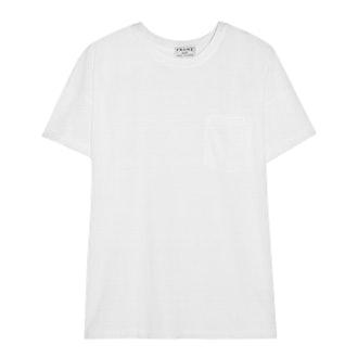 Le Boyfriend Supima Cotton-Jersey T-shirt