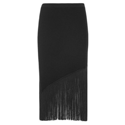 Exclusive Fringe Skirt
