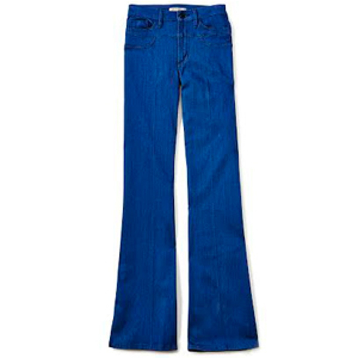 Tailored Flare Jeans