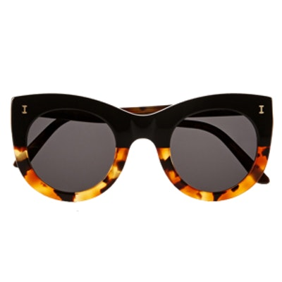 Boca Cat-Eye Acetate Sunglasses