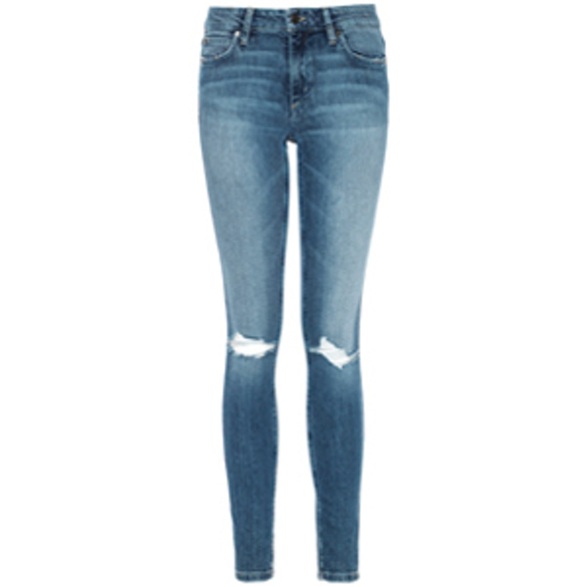 The Icon Ankle Jean in Terra
