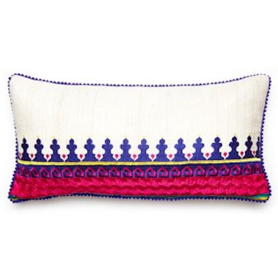Casablanca Border Pillow