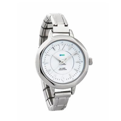 Del Mar Watch in Silver