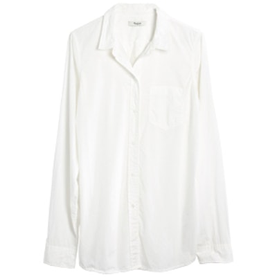 Slimboy Shirt in Pure White