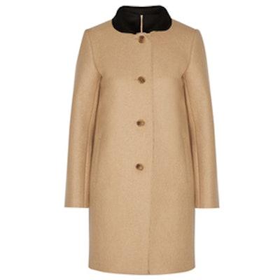 Grace Stand Collar Coat