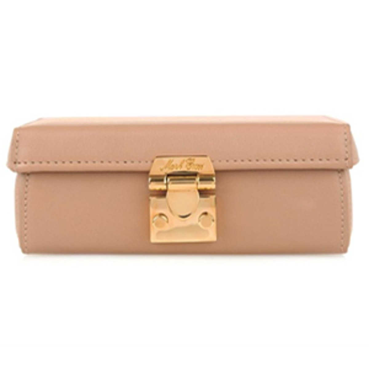 Grace Leather Clutch