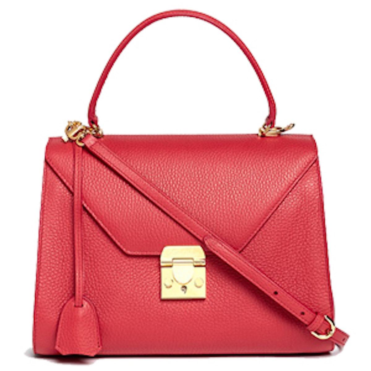 Hadley Small Leather Cross Bag