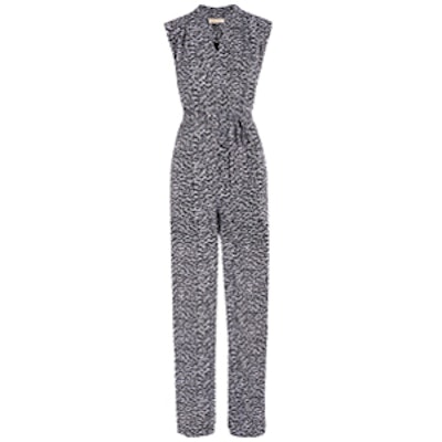 Printed Georgette Jumpsuit