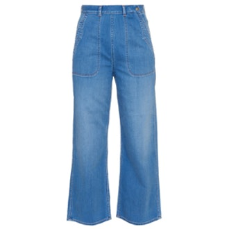 Chambray Western Culottes