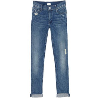 The Dropout Jeans in Graffiti Girl