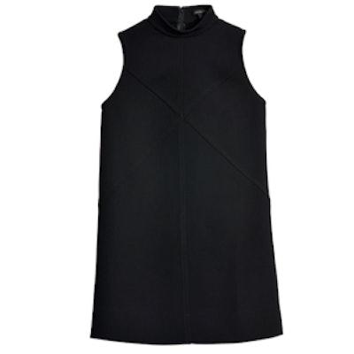 Annalisa High Neck Shift Dress