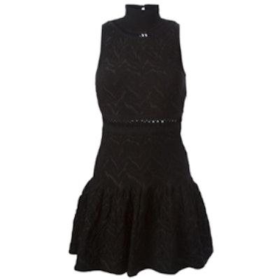 Turtleneck Knitted Dress