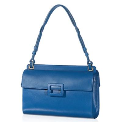 Small Miss Viv Shoulder Bag in Leather