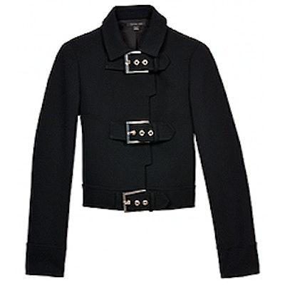 Dot Buckle Jacket