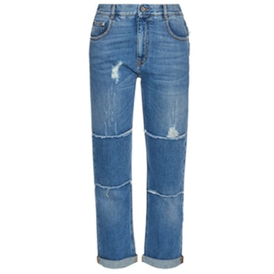 Kimmie Low-Rise Jeans