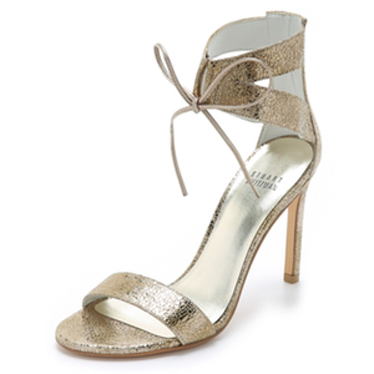 Tynela Ankle Tie Sandals