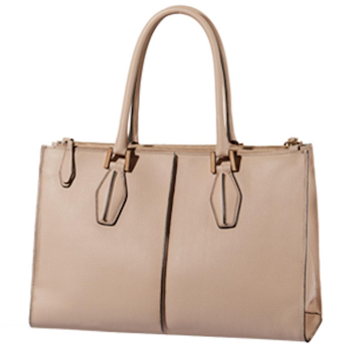 D-Cube Medium Shopping Bag