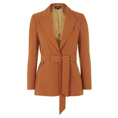 Belted '70s Jacket