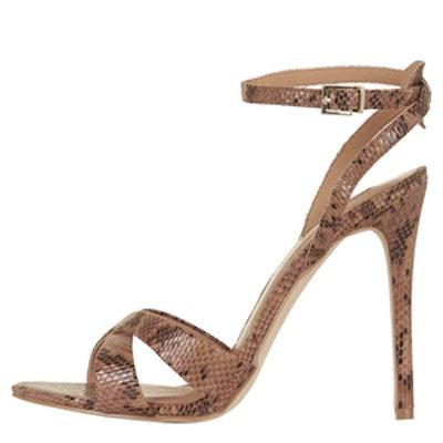 Rumour Snake-Effect High Sandals