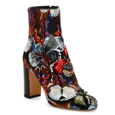 Butterfly Print Boot