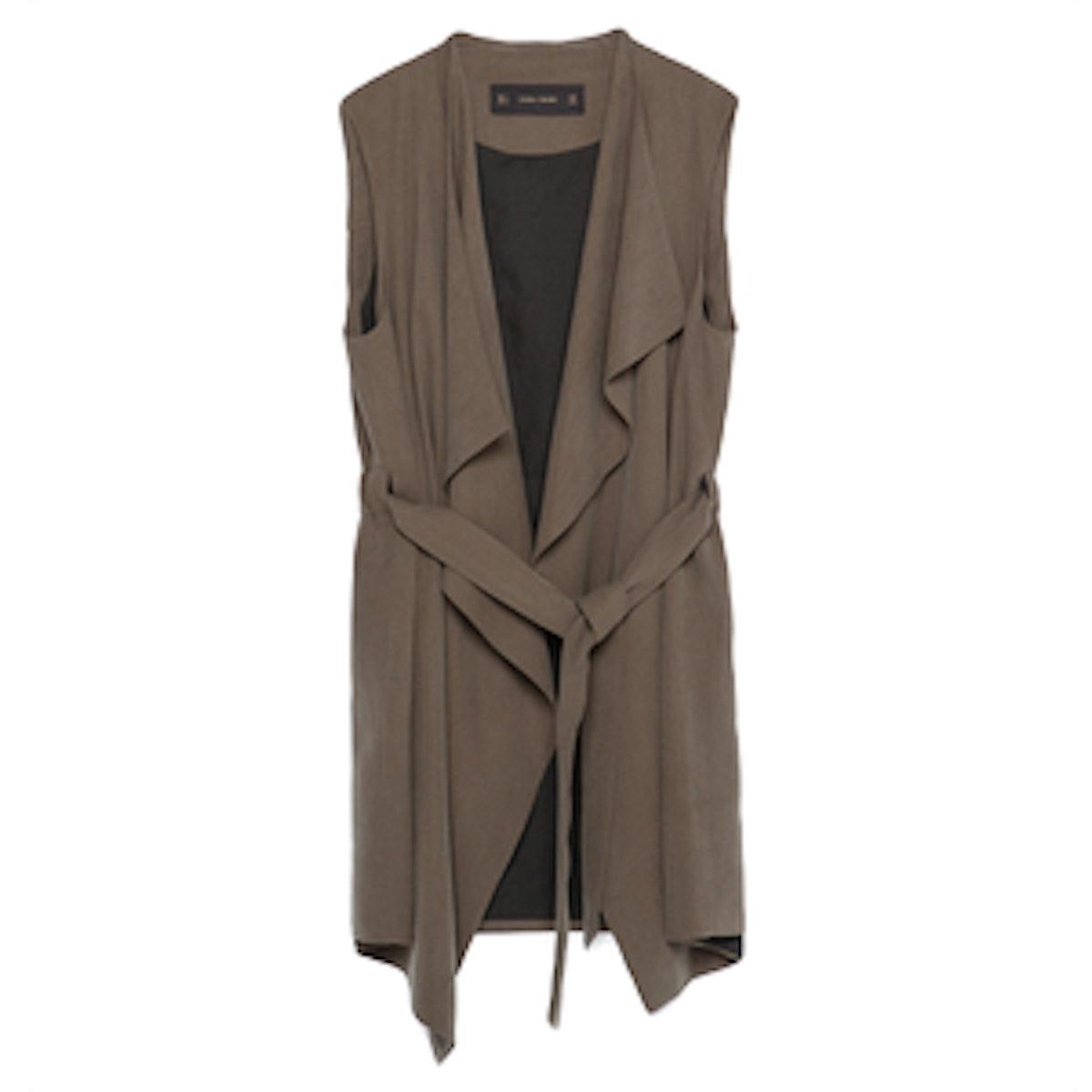 Long Waist Coat