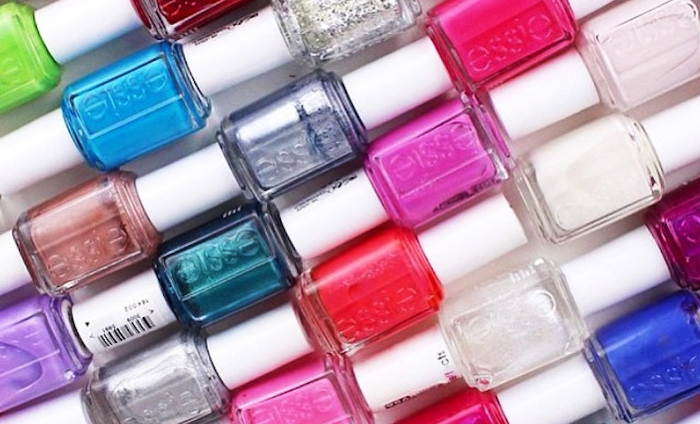 The Top Nail Polish Colors Of All Time (According To Essie)