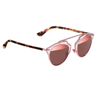 Mirrored So Real Sunglasses