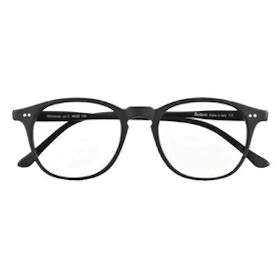 D-Frame Matte-Acetate Optical Glasses