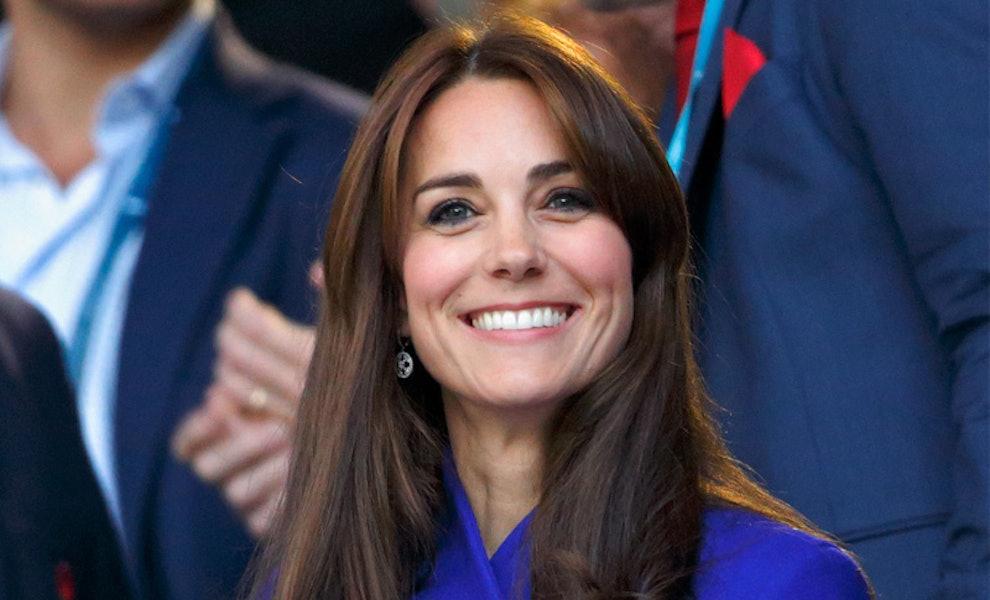 Kate Middleton Proves Cobalt Is Falls Most Regal Color