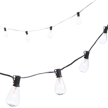 Vintage Edison Bulb Outdoor String Lights