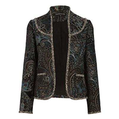 Paisley Boucle Jacket
