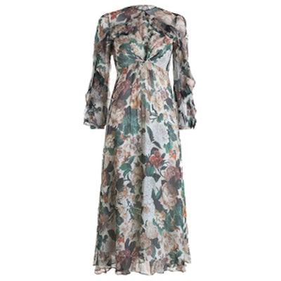 Arcadia Tuck Dress