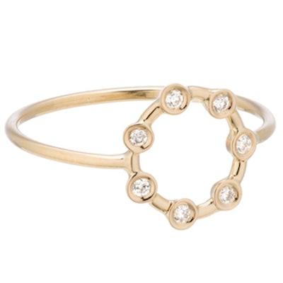 Diamond Garland Ring