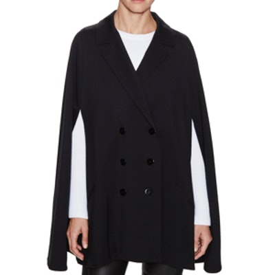 Ponte Notch Cape Jacket